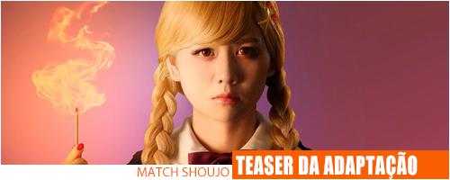 Notícias - Match Shoujo Header
