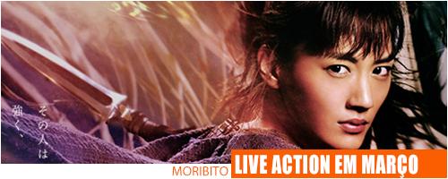 Notícias - Moribito Header