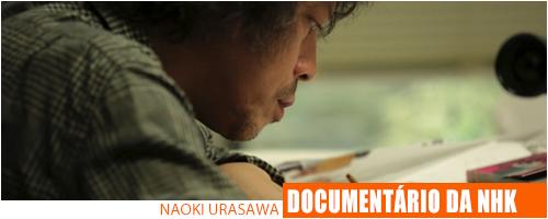 Notícias - Naoki Urasawa Header
