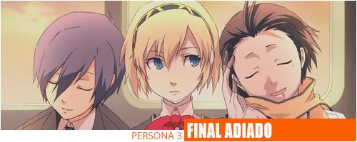 Notícias - Persona3 Header