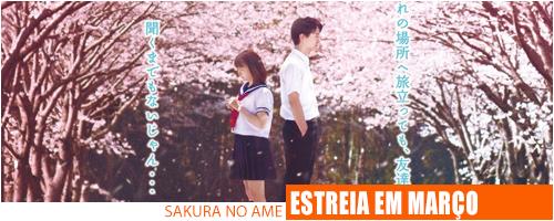 Notícias - Sakura no Ame Header