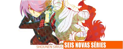 Notícias - Shounen Sirius Header