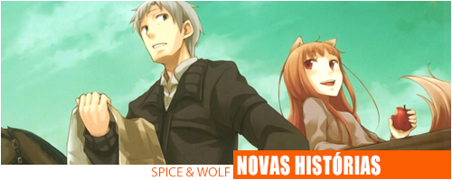Notícias - Spice & Wolf Header
