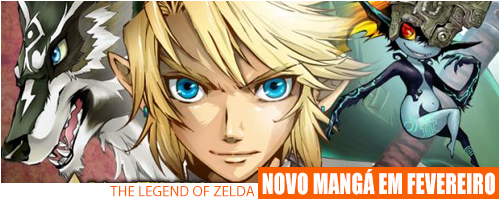 Notícias - Zelda Header
