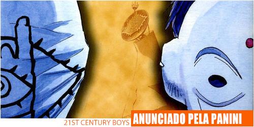 Notícias-21st Century Boys-Header