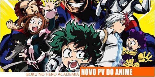 Notícias-boku no hero academia-Header