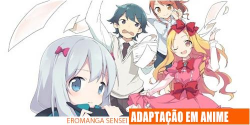 Notícias-Eromanga Sensei-Header
