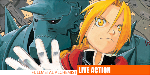Notícias-Fullmetal Alchemist Live-Header