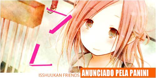 Notícias-Isshuukan Friends-Header