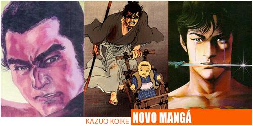 Notícias-Kazuo Koike-Header