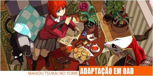 Notícias-Mahou Tsukai no Yome-Header
