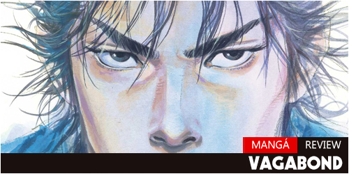 Review - Vagabond Mangá Header
