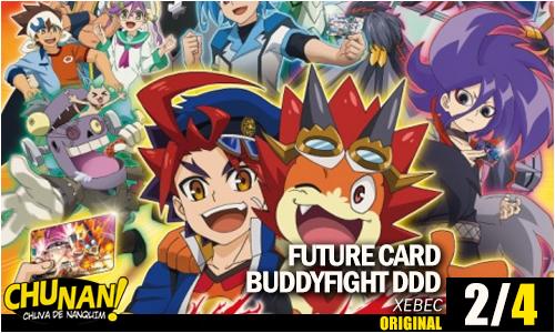 Future Card Buddyfight DDD