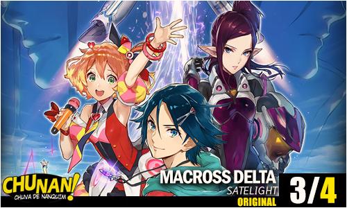Macross Delta