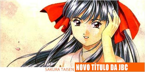 Notícias-Sakura Taisen-Header