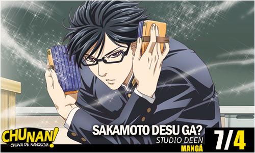 Sakamoto desu ga