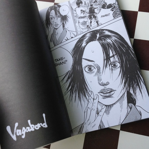 Vagabond Mangá Panini Resenha Volume 1 (8)
