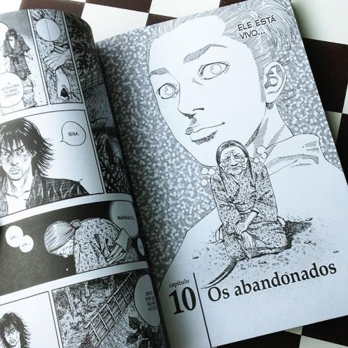 Vagabond Mangá Panini Resenha Volume 1 (9)