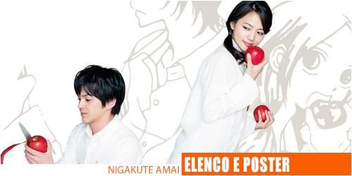 Notícias-Nigakute Amai-Header