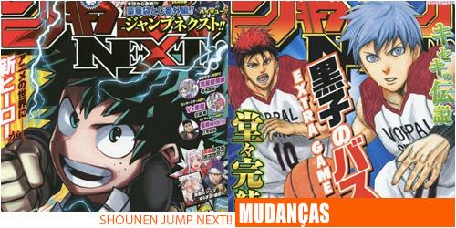 Notícias-Shounen Jump NEXT!!Giga-Header