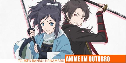Notícias-Touken Ranbu Hanamaru-Header