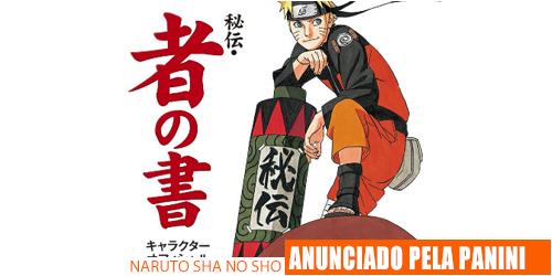 Notícias-Naruto Sha no Sho Panini-Header