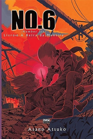 Number Six novel 3