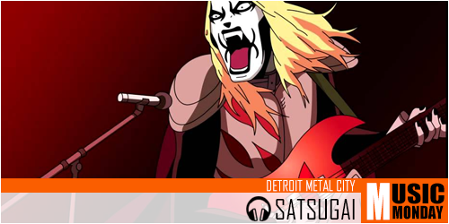 detroit metal city satsugai