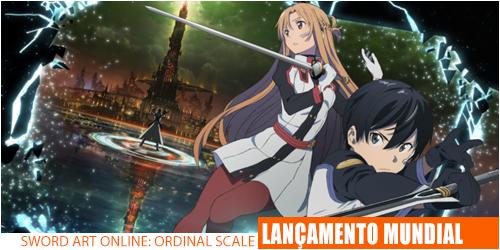 Notícias-Sword Art Online Ordinal ScaleMundial-Header