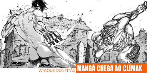 ataque dos titãs clímax