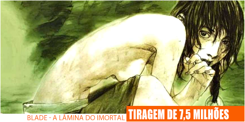 blade of the immortal tiragem