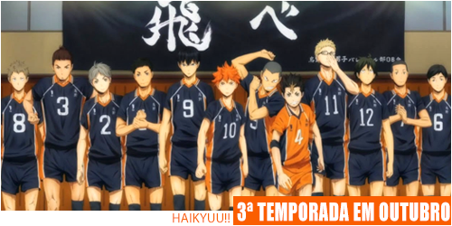 haikyuu terceira temporada