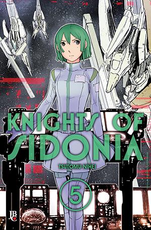 Knights Of Sidonia 05