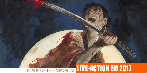 Notícias-Blade of the Immortal 2017-Header