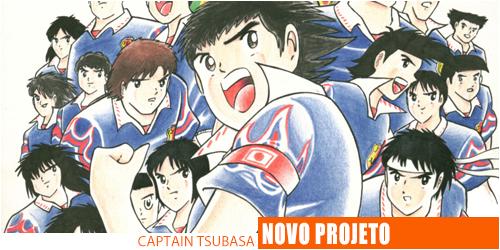 98816ac45c Captain Tsubasa  pode retornar em 2018 – Chuva de Nanquim