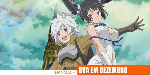 Notícias-Danmachi OVA-Header