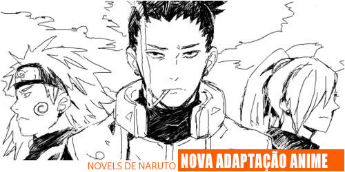 novels naruto