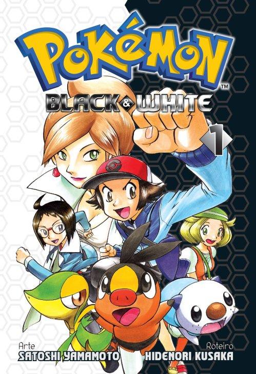 Pokémon Black and White 1 Panini