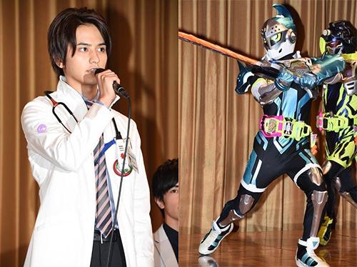 Notícias-Kamen Rider Ex-aid-Brave