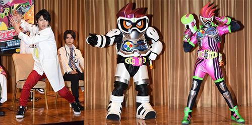 Notícias-Kamen Rider Ex-aid-Ex-aid