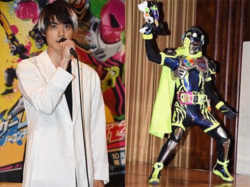 Notícias-Kamen Rider Ex-aid-Snipe