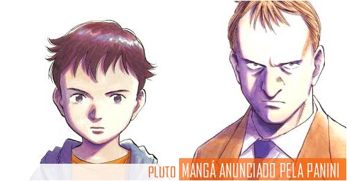 pluto-manga